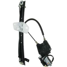 2000-01 Dodge Neon Power Window Regulator w/Motor RF