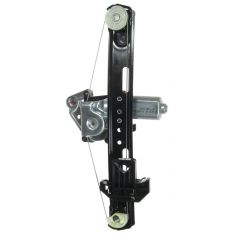 00-06 Lincoln LS Power Window Regulator w/Motor LR