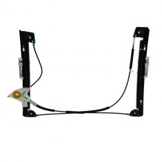 (6/05)-08 Mini Cooper Power Window Regulator w/o Motor LF