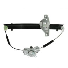 01-02 Kia Magentis, Optima Power Window Regulator w/o Motor LF