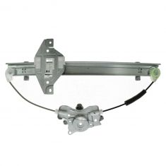 01-02 Kia Magentis, Optima Power Window Regulator w/o Motor RR