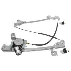 2004-06 Pacifica Power Window Regulator w/Motor LF