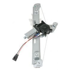 2005 (from 6/6/05)-08 Chevy Malibu Power Window Regulator w/Motor LR