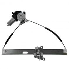 08-12 Ford Escape, Hybrid; 08-11 Mariner, Hybrid Front Door Power Window Regulator w/Motor LF