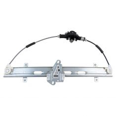 01-02 Honda Civic Sedan; 03-05 Civic Sedan (exc Hybrid) Front Door Manual Window Regulator RF