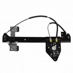 02-09 GM, Isuzu, Saab Mid Size SUV (5 Passenger) Rear Door Power Window Regulator w/o Motor LR