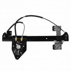 02-09 GM, Isuzu, Saab Mid Size SUV (5 Passenger) Rear Door Power Window Regulator w/o Motor RR