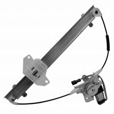 96-00 Hyundai Elantra Power Window Regulator w/Motor Front RF (HQ)