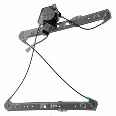 99-05 BMW 3 Series Sdn & Wgn Power Window Regulator w/Motor LF (HQ)