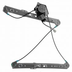 99-05 BMW 3 Series Sdn & Wgn Power Window Regulator w/Motor RF (HQ)