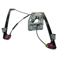 97-03 BMW E39 5 Series Power Window Regulator w/ Motor RF