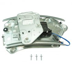 96-06 Chrysler Sebring Convertible (Rear 1/4 Panel Mtd) Power Windor Regulator w/Motor RR