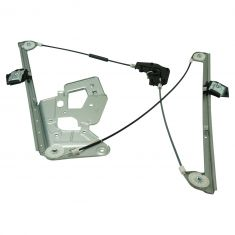 97-03 BMW E39 5 Series Power Window Regulator w/o Motor LF (HQ)