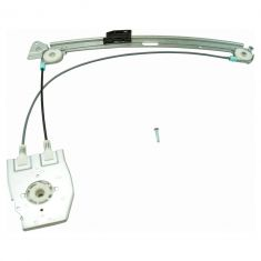 (4/99)-03 BMW 5 Series Power Window Regulator w/o Motor RR (HQ)