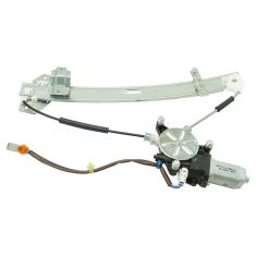 99-03 Acura TL Rear Door Power Window Regulator w/Motor LR