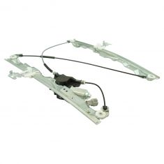 04-15 Nissan Titan, Armada; 04-10 Infiniti QX56 Front Door Power Window Regulator w/Motor LF