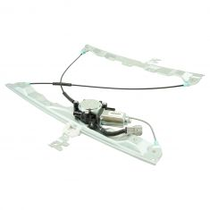 04-15 Nissan Titan, Armada; 04-10 Infiniti QX56 Front Door Power Window Regulator w/Motor RF