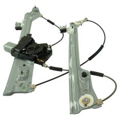 14-17 Silverado, Sierra 1500; 15-17 2500, 3500, FS SUV  Front Door Power Window Regulator w/Motor LF