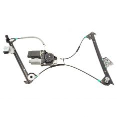 05-13 Chevy Corvette Power Window Regulator w/Motor RH