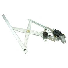 03 (from 7/30/03)-05 Excursion;-11 SD Pickup Front Door Power Window Regulator w/Motor RF (FORD)