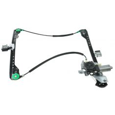04-06 Chrysler Pacifica Powe Window Regulator w/Motor LF