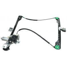 04-06 Chrysler Pacifica Powe Window Regulator w/Motor RF