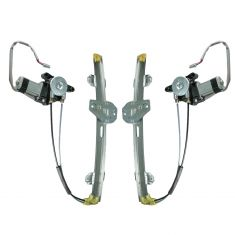 1994-97 Accord 2dr Power Window Regulator Pair HQ