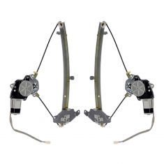 1994-96 Camry 2dr Power Window Regulator Pair