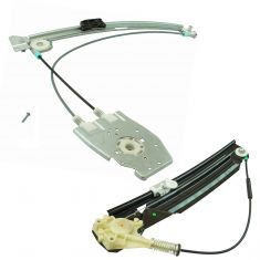 (4/99)-03 BMW 5 Series Power Window Regulator w/o Motor PAIR