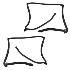 Grand Prix Monte Carlo Grand National T-Top Roof Weatherstrip Seals (pair)