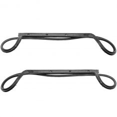 77 Chevy Corvette (w/18 Pin Style); 78-82 Corvette OE Type Latex T-Top Roof Weatherstrip Seal PAIR