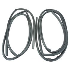 67-72 GM FS Truck Door Seal Weatherstrip PAIR