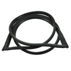 Complete Weatherstrip Kit for Truck with Black Seal Trim