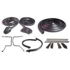 1978-81 Camaro Firebird T-Top Full Seal Set for Cars With Décor Package