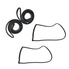 1978-87 Door Weatherstrip Seals 4 Door Sedan Complete Set
