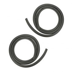 93-09 Ford Ranger 2DR Body Mtd Front Door Weatherstrip Seal PAIR