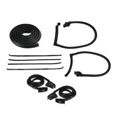 9 Piece Weatherstrip Kit