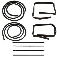 83-94 S10 Blazer S15 2Dr Door Weatherstrip Kit