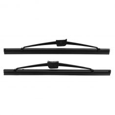 93-97 Volvo 850; 00-04 S40, V40 (w/8 Inch (200mm)) Headlight Wiper Blade PAIR