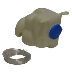 88-92 Toyota Corolla Sedan, FX; 89-92 Geo Prizm Windshield Washer Reservoir w/Pump