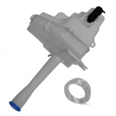 10-13 Kia Forte Windshield Washer Reservoir w/Pump