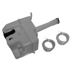 98-03 Toyota Sienna Windshield Washer Reservoir w/Dual Pumps (w/Provision for Low Fluid Sensor)