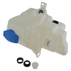 99-01 VW Golf Windshield Washer Reservoir (w/Headlight Washer Provision) w/Cap