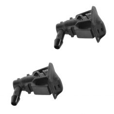 07-15 Wrangler Dual Squirter Windshield Washer Spray Nozzle Pair (Mopar)
