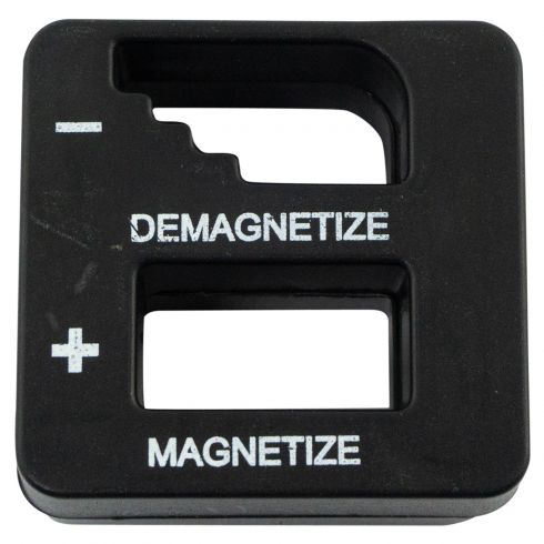 Magnetizer-Demagnetizer Tool