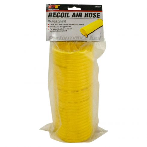 25 x 1/4 Recoil Air Hose