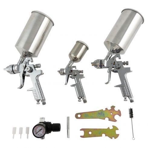 front airbag impact sensor replacement airbag crash sensors air 4 pc hvlp triple setup spray gun kit vapor