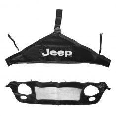 07-15 Jeep Wrangler Front End Grille & Hood