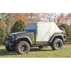 Weather Lite Cab Cover, 07-14 Jeep Wrangler (JK)