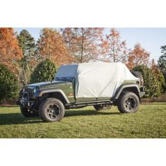 Weather Lite Cab Cover, 07-14 Jeep Wrangler Unlimited (JK)